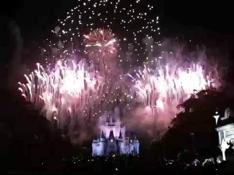 Mobile: Magic Kingdom's Fourth of July fireworks finale