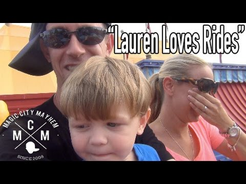 "Magic City Mayhem: ""Lauren Loves Rides"" - Sept. 16, 2015"
