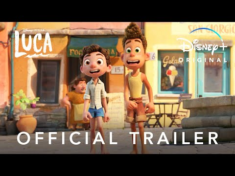 Disney and Pixar's Luca | Official Trailer | Disney+