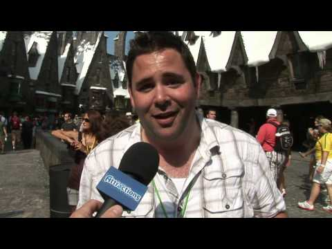 Opening day interview with Wizarding World of Harry Potter Show Director Mike Aiello