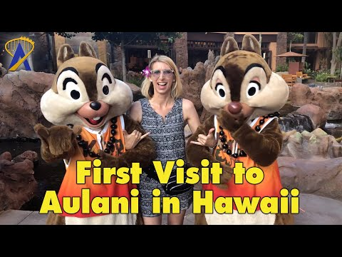 First Visit to Aulani, Disney's Hawaii Resort - Attractions Adventures