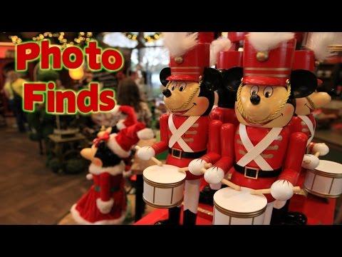 Photo Finds: Epcot's World Showcase holiday decorations - Nov. 25, 2014