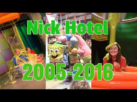 Tribute to Nick Hotel in Orlando Florida