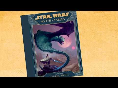 Star Wars Author George Mann Visits Star Wars: Galaxy's Edge