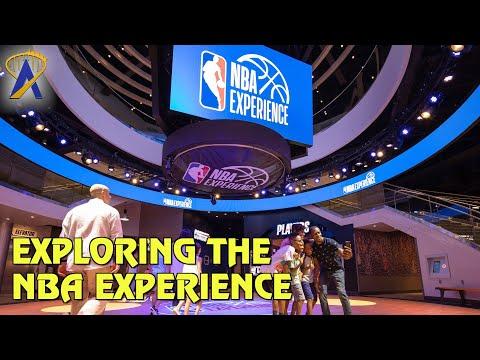 Exploring the NBA Experience at Disney Springs