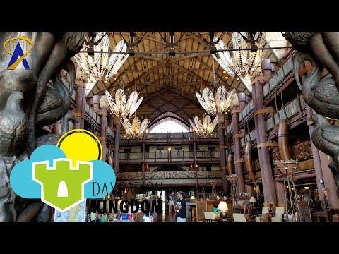 Daycation Kingdom - 'Exploring Disney's Animal Kingdom Lodge' - Episode 91 - June 12, 2017