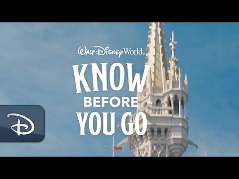 Know Before You Go to Walt Disney World Resort