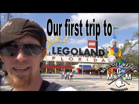 Magic City Mayhem - 'Our First Trip to Legoland Florida' - March 16, 2016