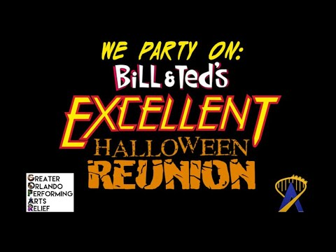 We Party On: Bill and Ted's Excellent Halloween Reunion