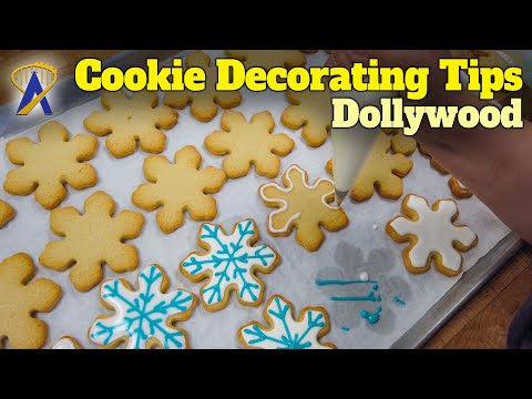 Cookie Decorating Tips from Dollywood