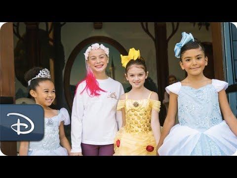 Four New Hairstyles at Bibbidi Bobbidi Boutique - Now Open at Disney's Grand Floridian Resort & Spa