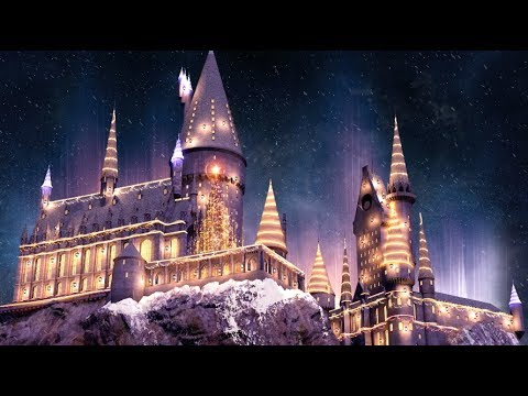 Christmas is coming to The Wizarding World of Harry Potter