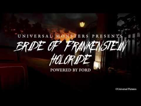holoride goes Hollywood - Teaming up with Universal Pictures and Ford