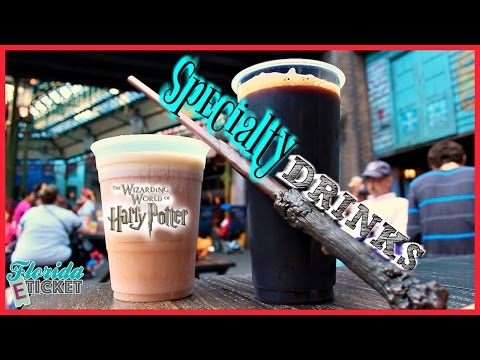 Florida E-Ticket - 'Specialty Drinks in the Wizarding World of Harry Potter' - Jan. 7, 2017
