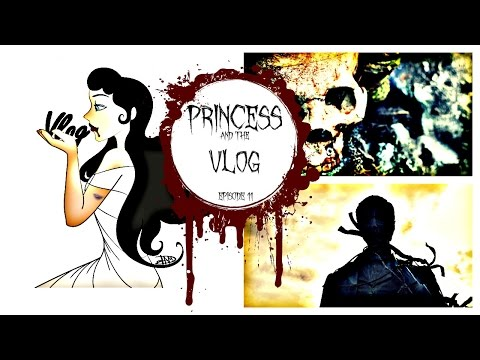 The Princess and the Vlog - 'Halloween Horror Nights Update' - Sept. 7, 2016