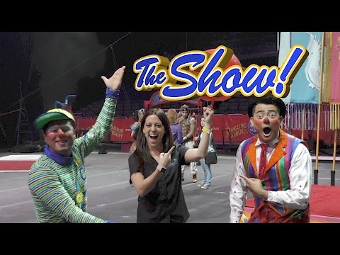 Attractions - The Show - Ringling Circus Xtreme; Festival of the Arts; latest news - Jan. 19, 2017