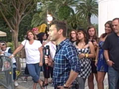 American Idol Season 9 auditions in Orlando on July 9, 2009