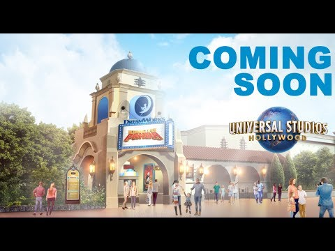 Just Announced – New Kung Fu Panda Attraction - Coming Soon