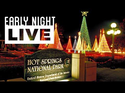 Early Night Live: Osborne Lights in Hot Springs, Arkansas