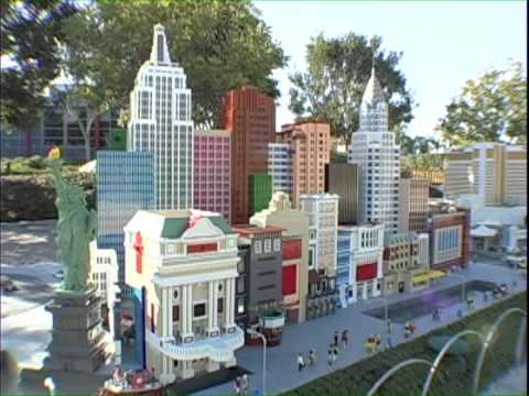 A look at Legoland California Resort's rides, shows and attractions
