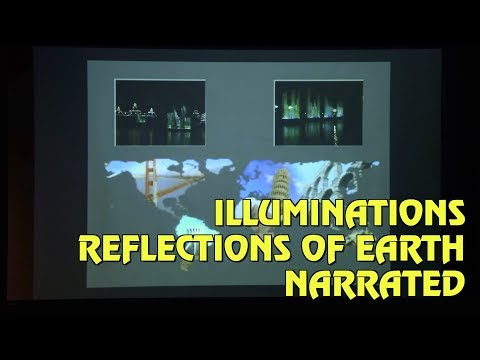 Illuminations: Reflections of Earth Narrated by Disney Legend Ron Logan