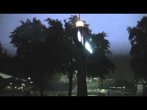 Storms Over Magic Kingdom