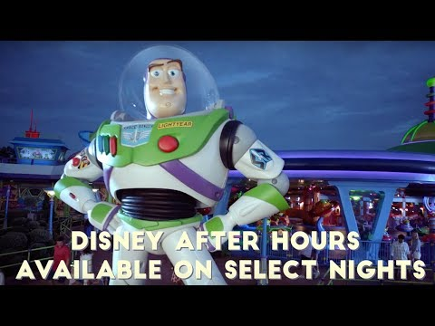 Disney After Hours at Walt Disney World Resort