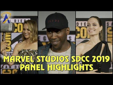 Marvel Studios Panel Highlights at San Diego Comic-Con 2019