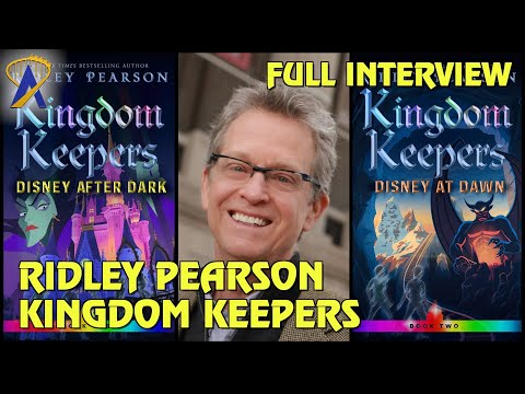 Full Interview: Kingdom Keepers Author Talks Updates and New Books