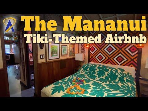 The Mananui - An Incredible Tiki Airbnb Near Walt Disney World