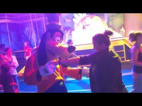 Disney Junior Dance Party during Extra Magic Hours at Disney's Hollywood Studios