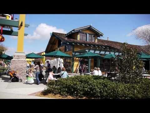 Former McDonald's restaurant at Downtown Disney at Walt Disney World