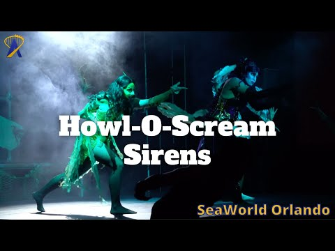 Surprise Announcement: Howl-O-Scream is Coming to SeaWorld Orlando