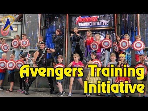 Avengers Training Initiative full show - Summer of Heroes at Disney California Adventure