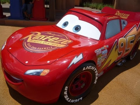 Photo Finds: Cars wing at Disney's Art of Animation Resort - July 16, 2012