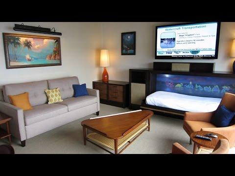 Tour the new Bora Bora Bungalows at Disney's Polynesian Village Resort