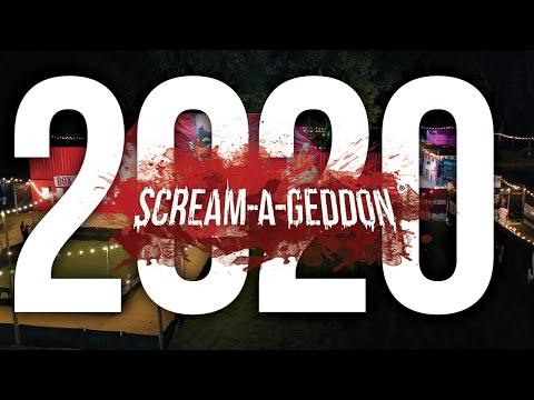 Horror Returns for 2020   SCREAM-A-GEDDON