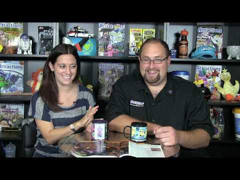 Attractions - The Show - Corn field maze; Disney Ambassador ceremony; latest news - Oct. 16, 2014