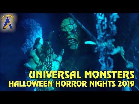 Universal Monsters highlights from Halloween Horror Nights Orlando 2019