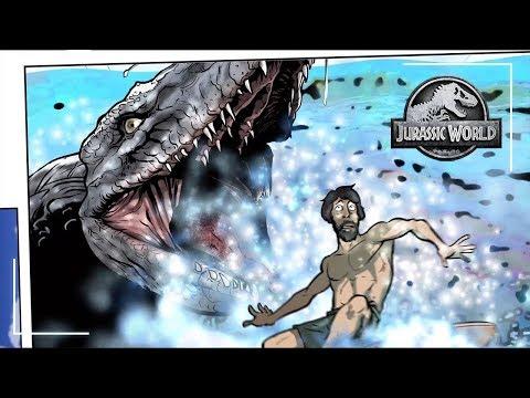 A Rising Tide - Motion Comic Ep.1 | Jurassic World
