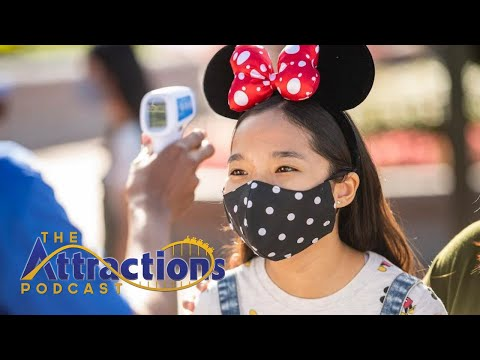 LIVE: The Attractions Podcast #86 - Protocol changes, #HalfwayToHalloween, and more!