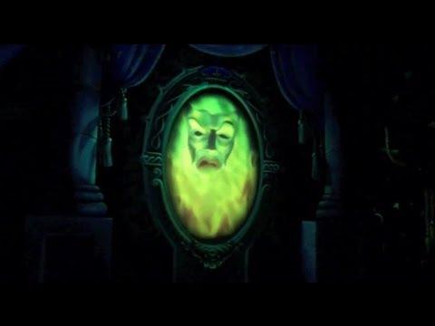 Snow White's Scary Adventures ride-through at Disney's Magic Kingdom