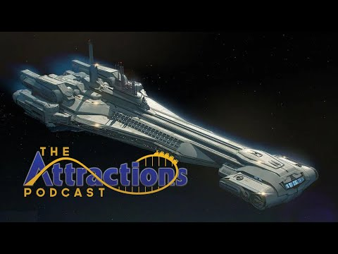 LIVE: The Attractions Podcast #99 - Galactic Starcruiser prices, Magic Key, and more!