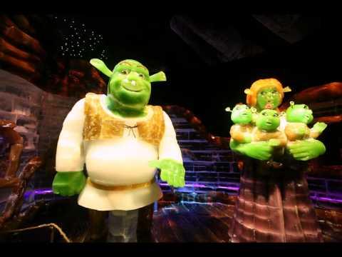 Photo Finds: Shrek the Halls at Ice! - Week of Nov. 14, 2011 - Narrated slideshow
