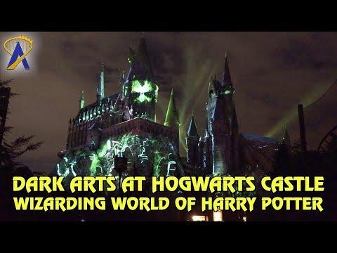 Dark Arts at Hogwarts Castle - Full Show at Universal's Islands of Adventure