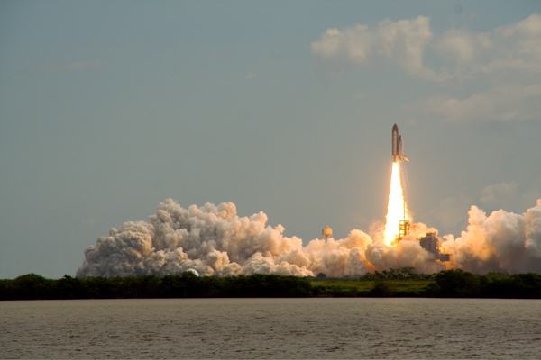 next space shuttle take off - photo #6