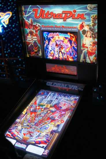 disney pinball machine