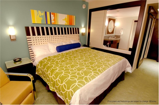 New Disney Vacation Club Properties Bay Lake Tower At The Contemporary And Treehouse Villas At