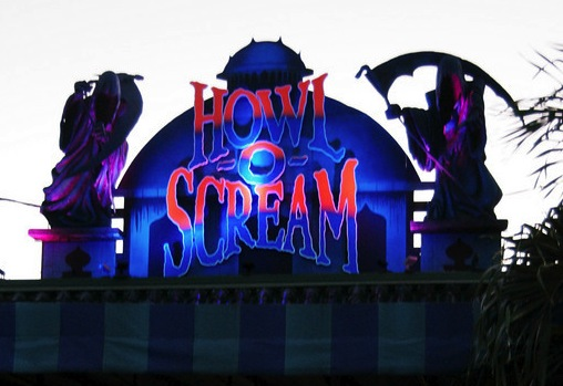 Busch Gardens Howl O Scream 9 2008 Review Pictures And Video Attractions Magazine