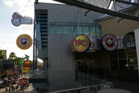 Rumors Bar And Grill >> Moe's, Whopper Bar and Panda Express nearing completion ...